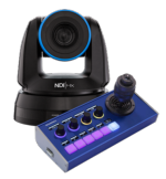 NewTek NDI PTZ Camera and Skaarhoj PTZ Fly bundle